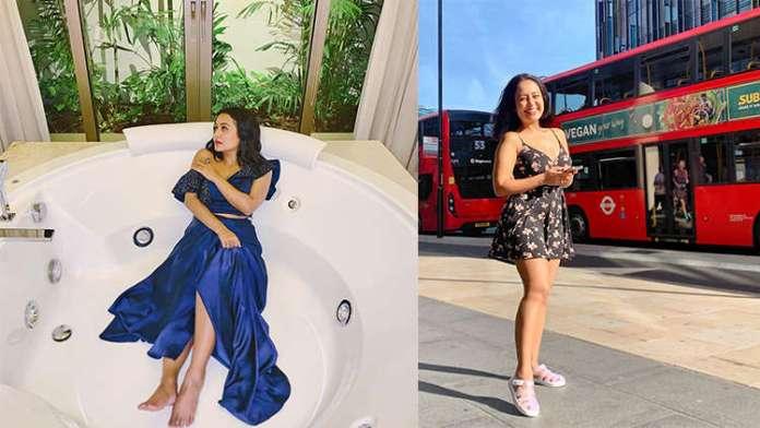 Fashion Stunner Neha Kakkar's Insta Pictures