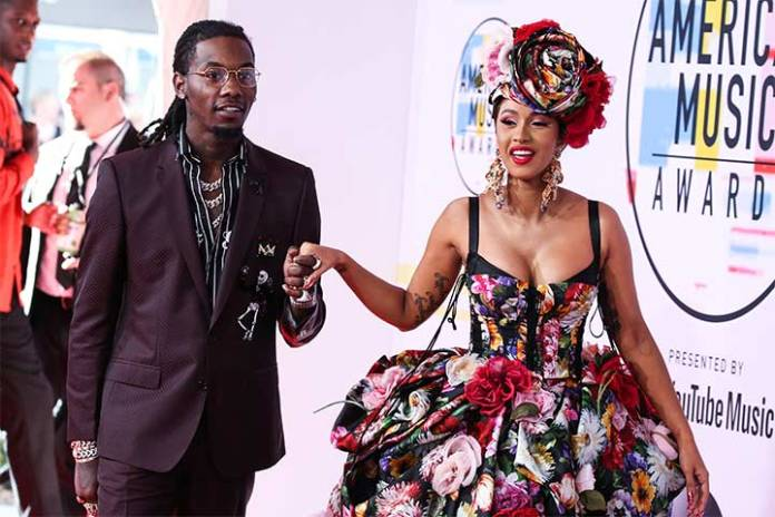 Cardi B Files For Divorce From Husband Offset After 3 Years Of Marriage
