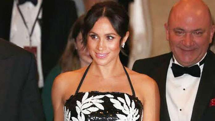 Meghan Markle breaks her silence and talks about negative media attention she received!