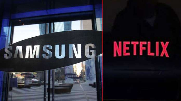 Netflix will not work on some Samsung smart TVs due to technical limitations