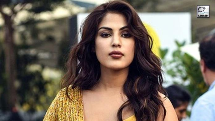 Rhea Chakraborty's Bail Plea Turned Down By The Special Court