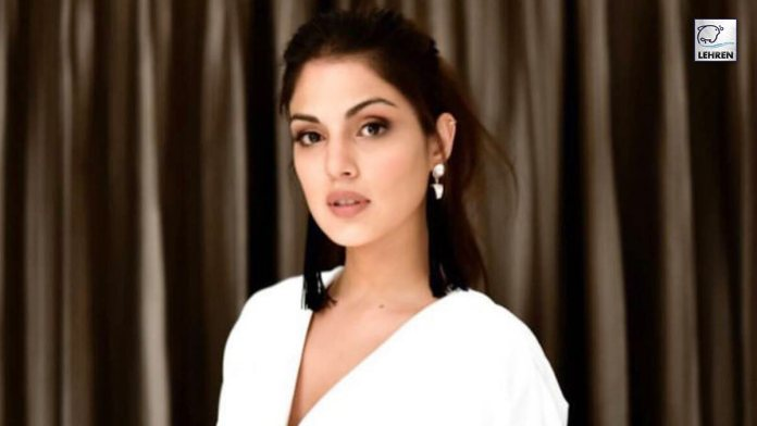 Rhea Chakraborty's Lawyer Makes This Shocking Statement