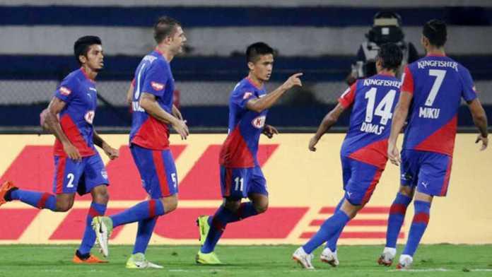 ISL: Bengaluru settle for third successive draw