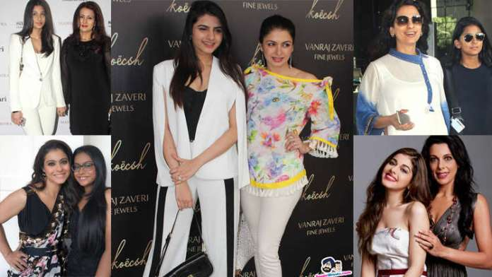 Top 5 UNSEEN Daughters of Bollywood Actress