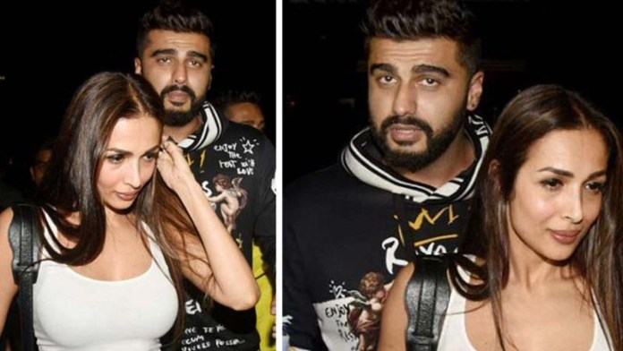 Arjun Kapoor and his girlfriend Malaika Arora will leave you completely love-struck