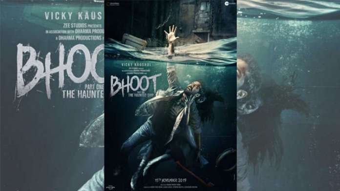 Everything we know about Vicky Kaushal's Bhoot