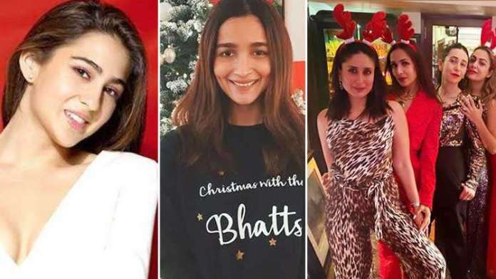 Christmas in B town celebrated in style