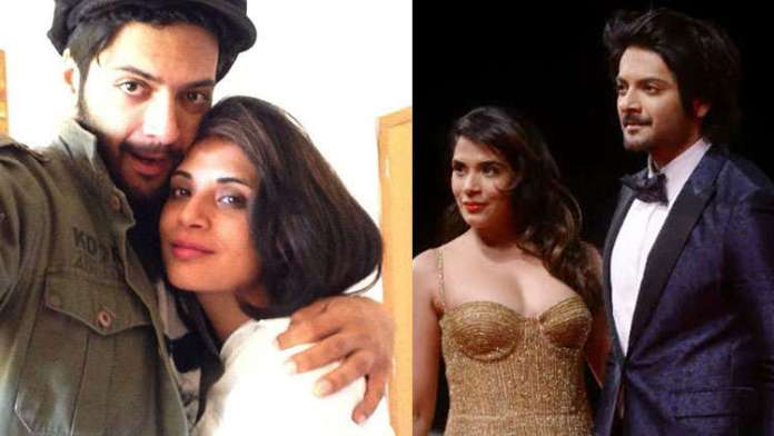 It's nothing short of miracle' says Actress Richa Chadha on falling in love with actor Ali Fazal