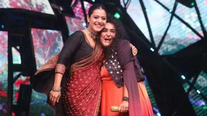 Kajol Dances On Jannabi's Voice On The sets of Indian Idol Season 11