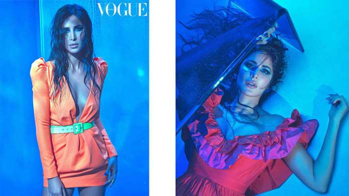 Katrina Kaif Looks Attractive In Vogue India Cover