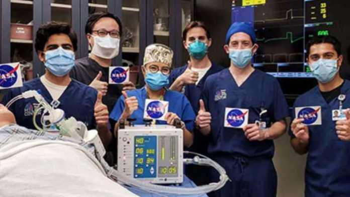 NASA engineers develops COVID-19 prototype ventilator in 37 days; shares pics