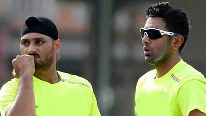 People think I am jealous of you, there's nothing like that: Harbhajan to Ashwin
