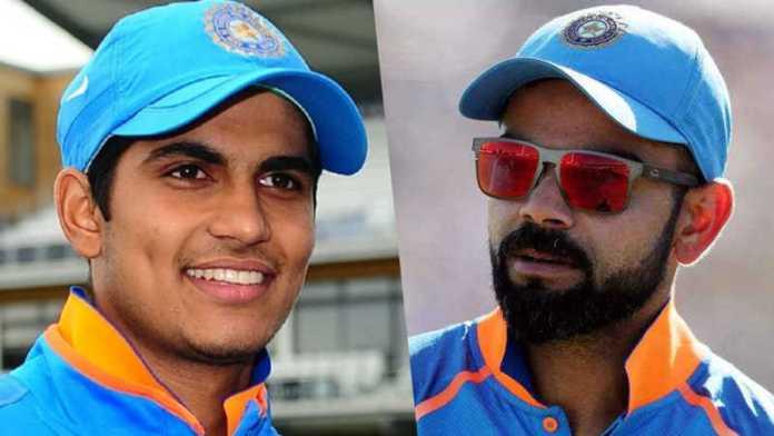 Shubman Gill on Virat Kohli: Always good when captain backs young players