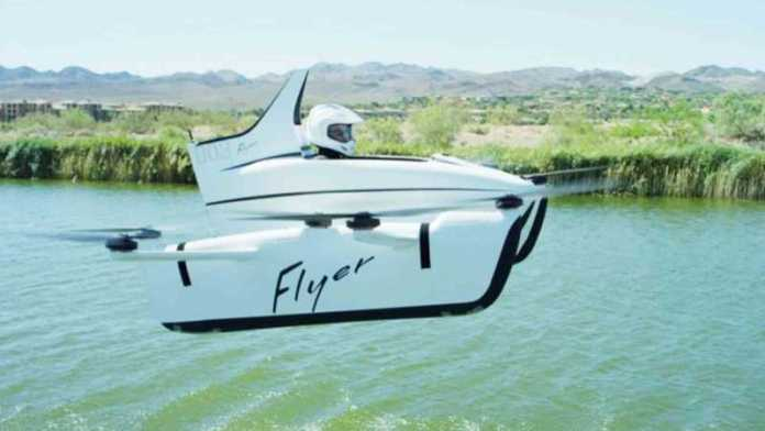 US startup Kitty Hawk ends its 'flying car' project, fires dozens of workers