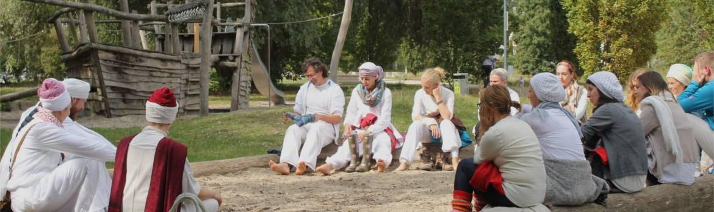Kundalini Yoga Festival am Gifizsee in Offenburg - Einblicke in die Yogalehrerausbildung