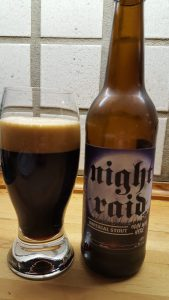 Night Raid Imperial Stout