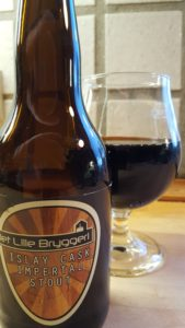 Det Lille Bryggeri - Islay Cask Imperial Stout
