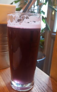 First Bluberry Ale