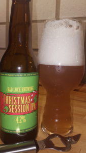 Bad Luck Brewing - Christmas Session IPA