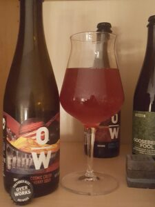Brewdog OverWorks - Cosmic Crush Cherry