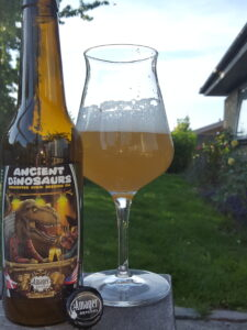 Amager Bryghus - Ancient Dinosauers