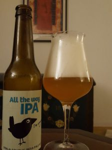 TeeDawn - All the Way IPA