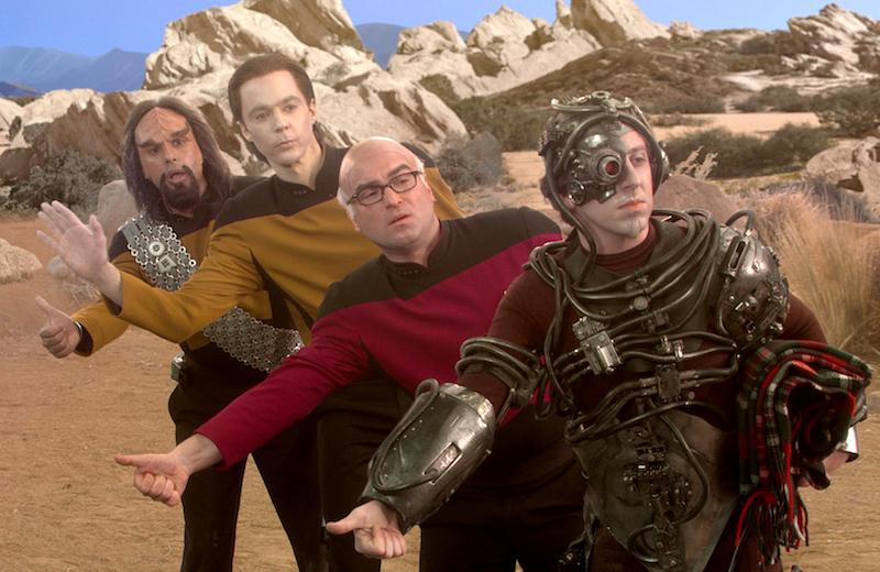 """Un nouveau départ """"The Big Bang Theory"""""""