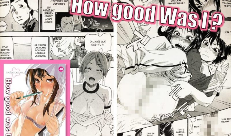 « How good was i ? » de YAMATOGAWA -Test lecture Hentai-