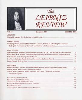 Vol. 14 (2004)