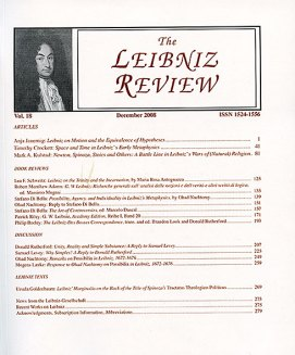 Vol. 18 (2008)