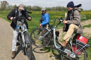 Team Dutch Knights in action during the Big Day – releasing energy