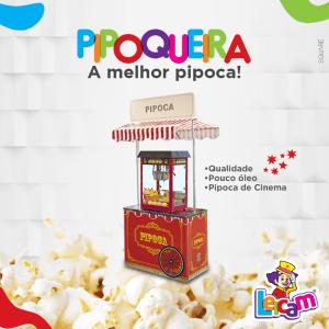 Pipoqueira Leicam Kids