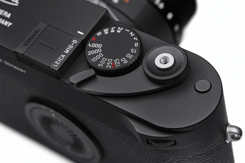 """Leica M10-D camera without LCD screen officially announced (the lever is just an """"integrated fold-out thumb rest"""") - Leica Rumors"""