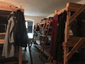 Room where women were kept