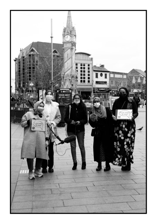 Leicester Stories Community Reporters Out and About