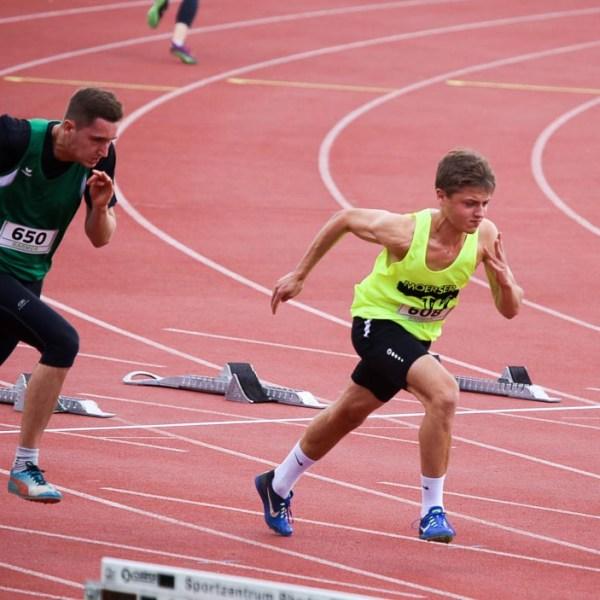 Nico Scholzen schafft NRW-Quali bei Regionsmeisterschaften