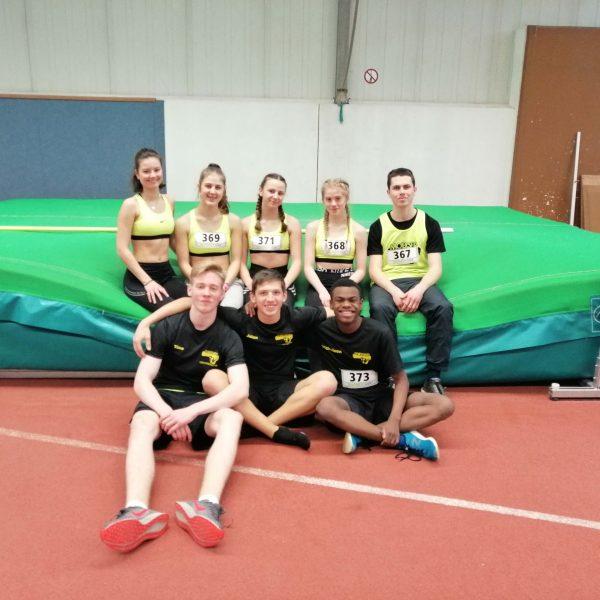 Moerser TV erfolgreich bei Regionsmeisterschaften Männer Frauen Jugend in Rhede
