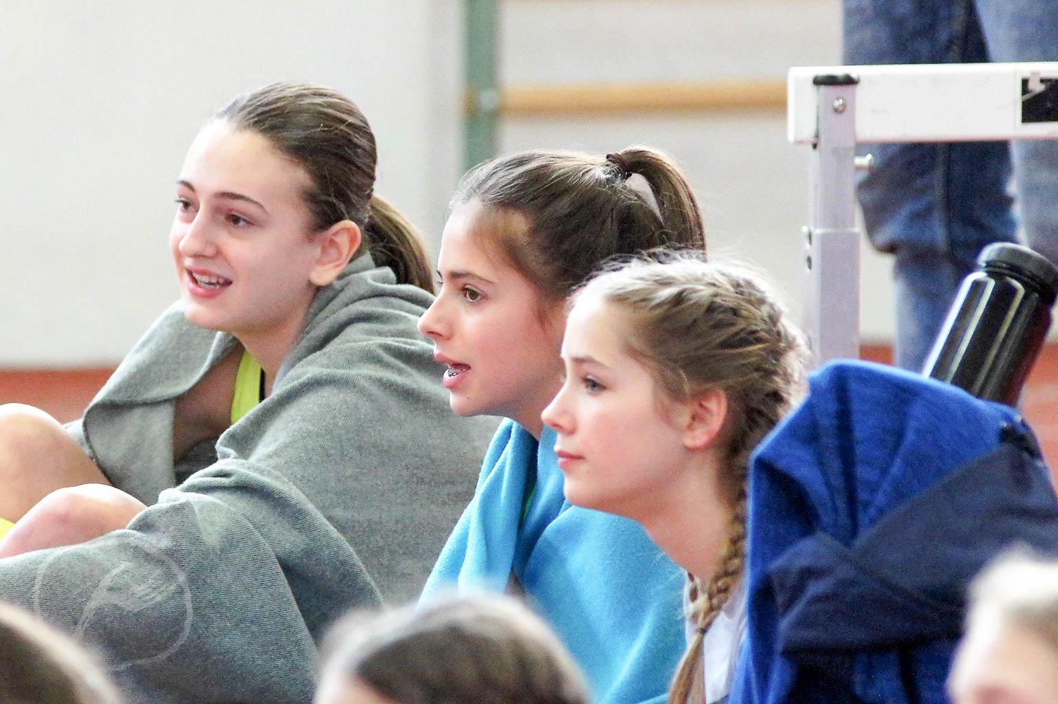 Tolle Leistungen bei den U16 U14 Regiomeisterschaften