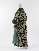 Paul Poiret's La Perse coat (1911) with block-printed textile design by Raoul Dufy