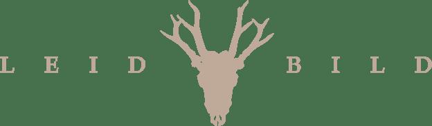 leidbild logo braun