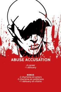 abuse accusation