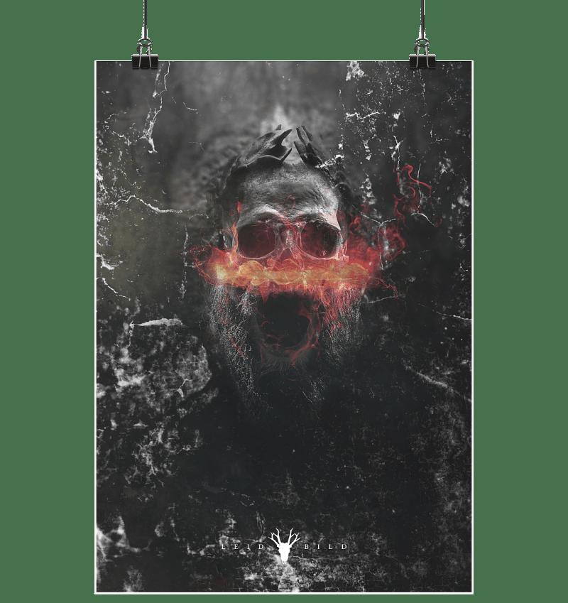 Zeus Dies Poster