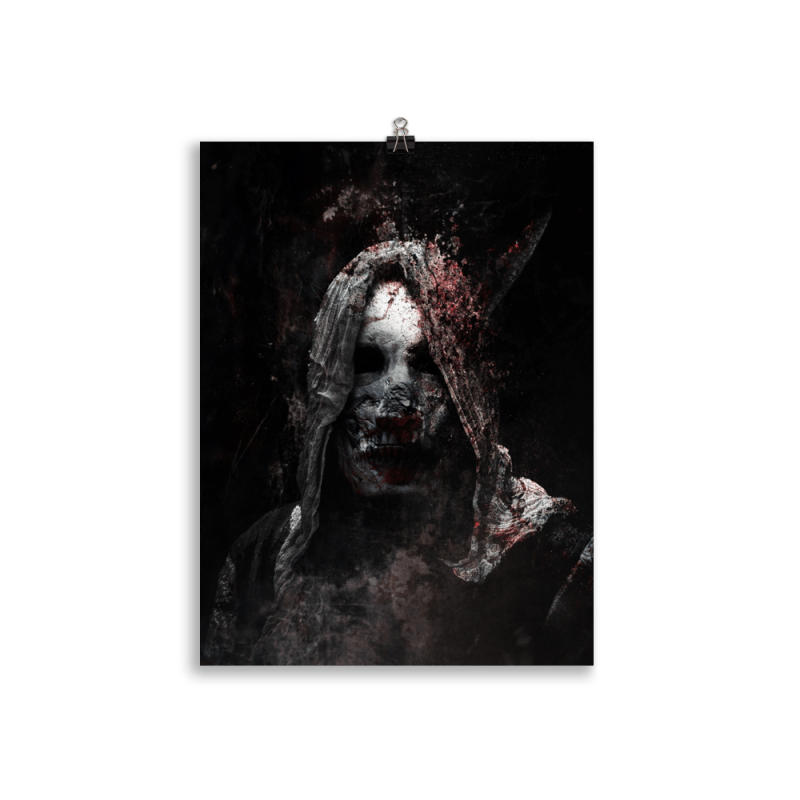 Ares Falls Poster
