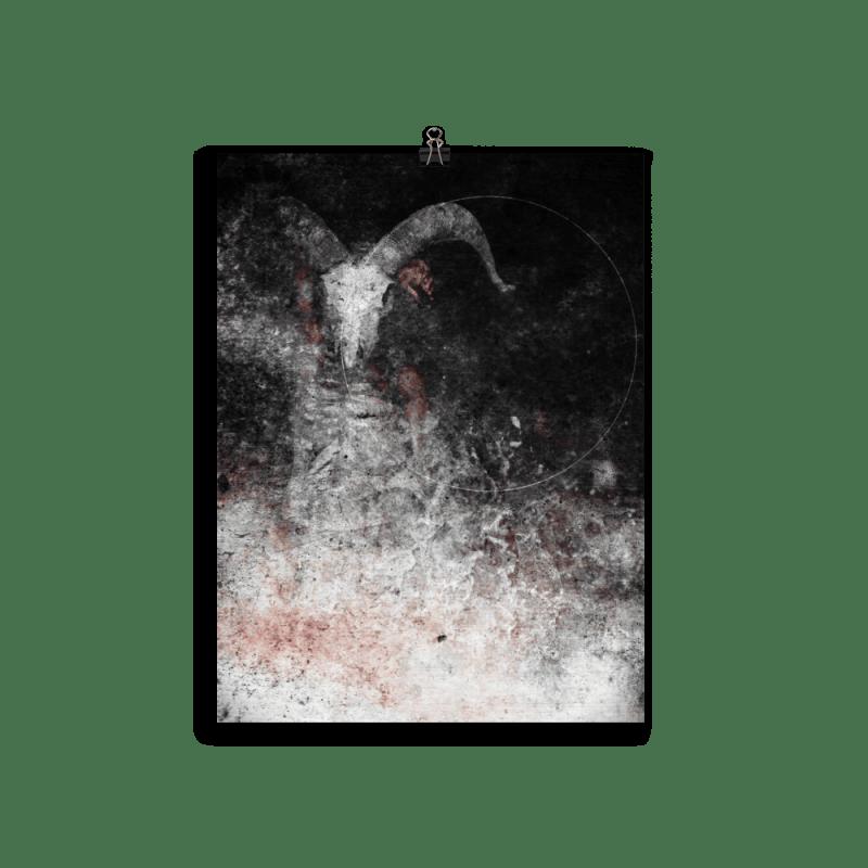 Revenge of the Antichrist Poster