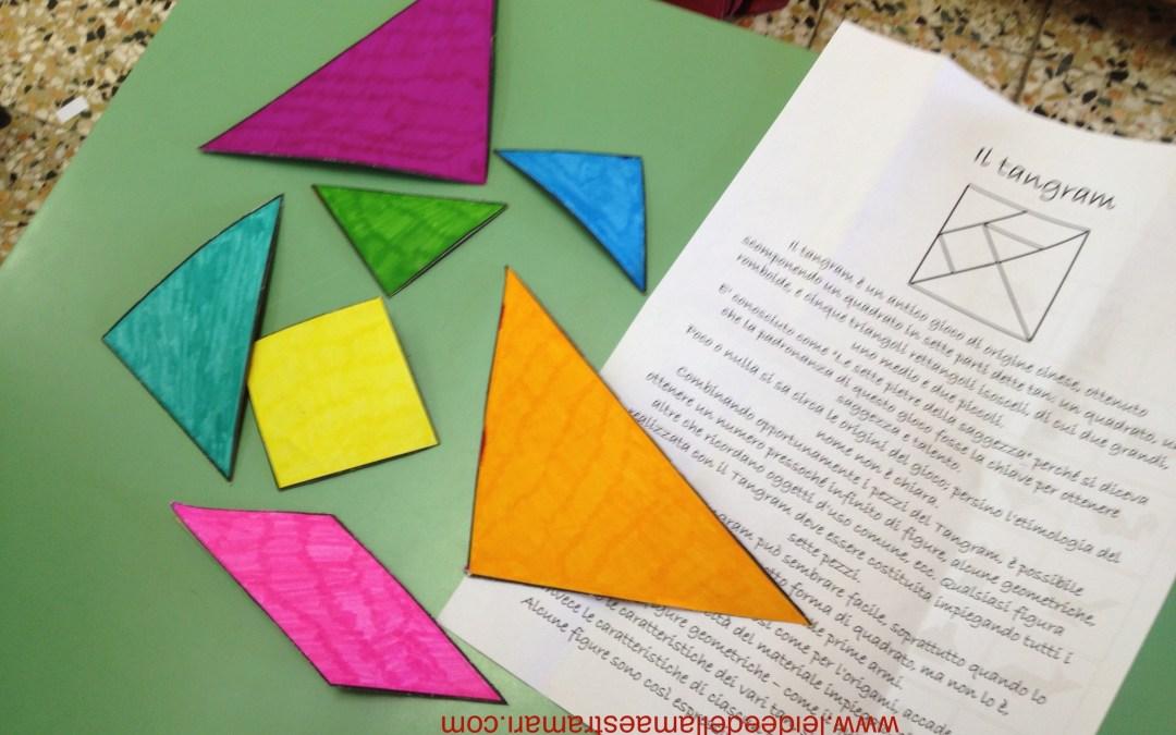 Il gioco del tangram