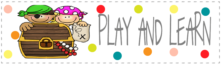 Gioca e impara-PLAY and LEARN banner