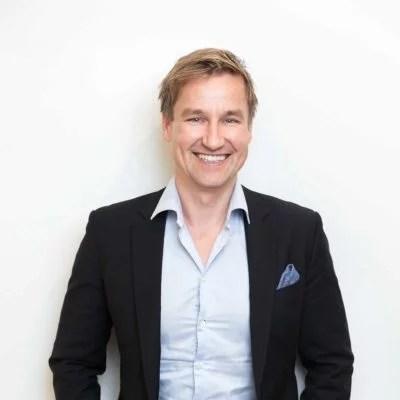 Markus Jussila, toimitusjohtaja