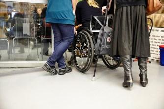 Making-of taz.mit Behinderung