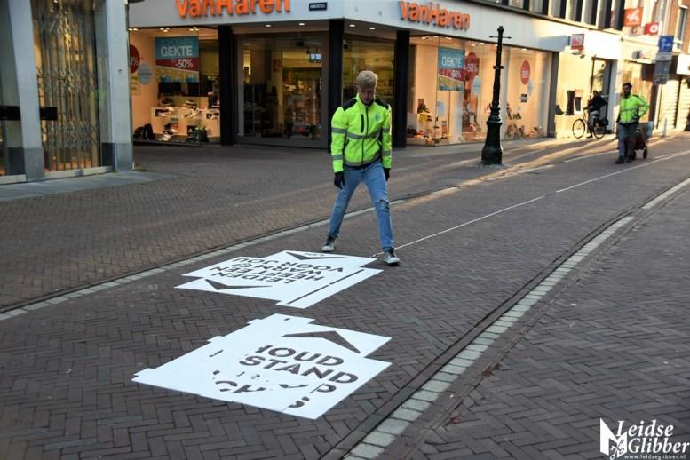 Houdt afstand Haarlemmerstraat (16)