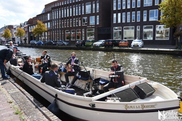 Muziekboot De Slechte Band (1)